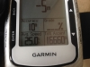Garmin - Final altitude gain
