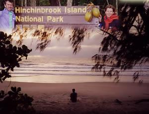Hinchinbrook Island Walk, Mid May 2000