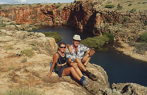 Yardie Creek Gorge, Cape Range NP