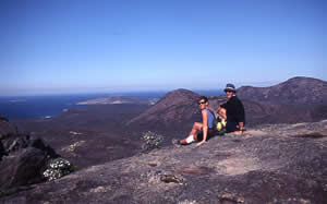 Frenchmans Peak, Cape le Grand NP