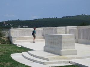 Gallipoli memorial