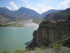 Yusefeli Gorge