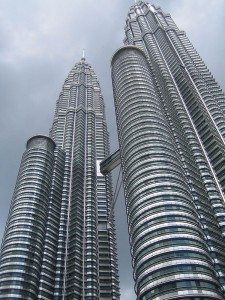 Petronis Twin Towers, KL