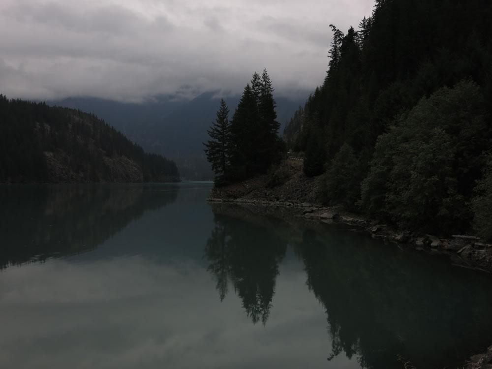 moody lakes ...