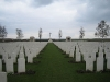 War graves at The Somme