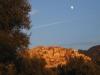 Moulay Idriss at dusk