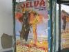 Bus stop posters. Spain