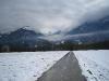 Bike Path - Lausanne to Brig, Switzerland