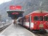 Train station at Brig, Switzerland
