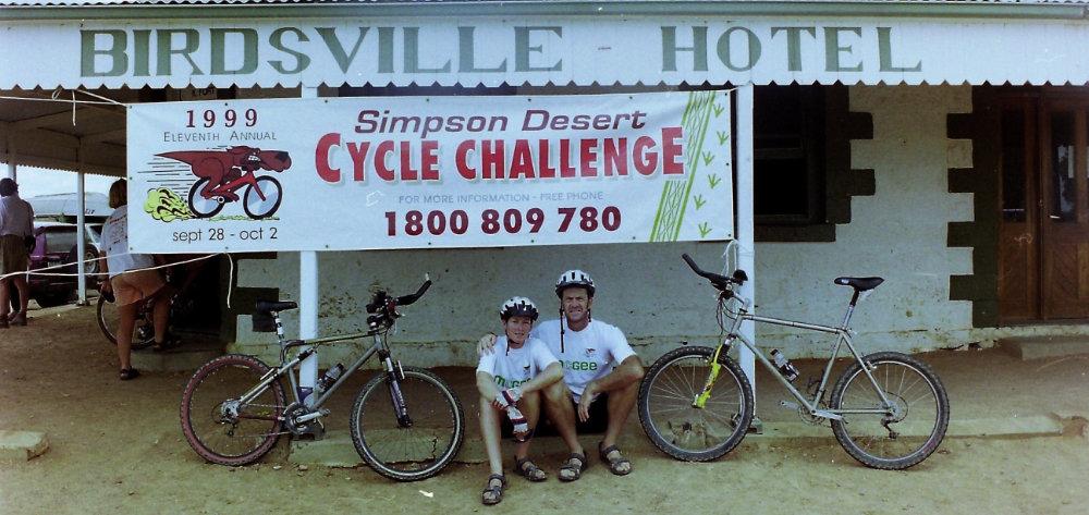 The Simpson Desert Bike Challenge 1999