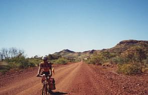 Nearing Karajini NP Western Australia