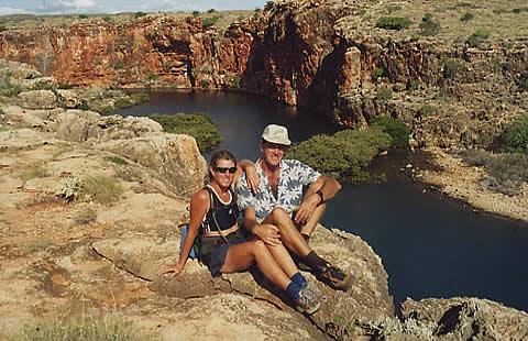 Yardie Creek Gorge, Cape Range NP