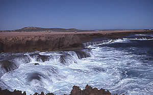 The Blowholes near Carnarvon