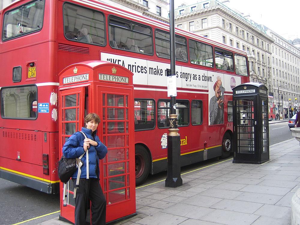Exploring London