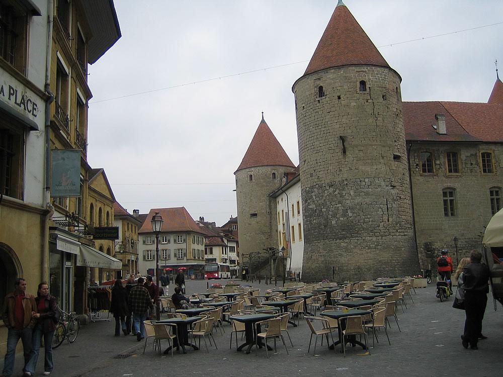 Lasaunne, Switzerland