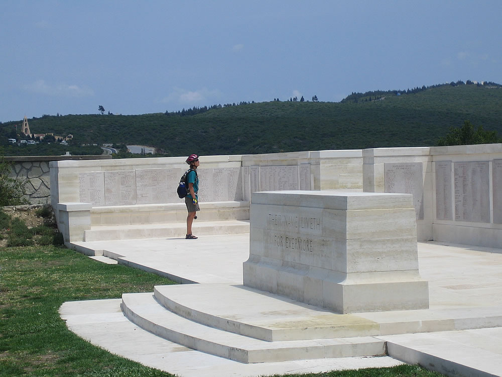 Gallipoli memorial