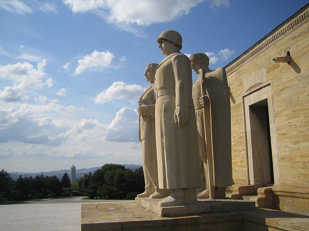 Ataturk Museum in Ankara