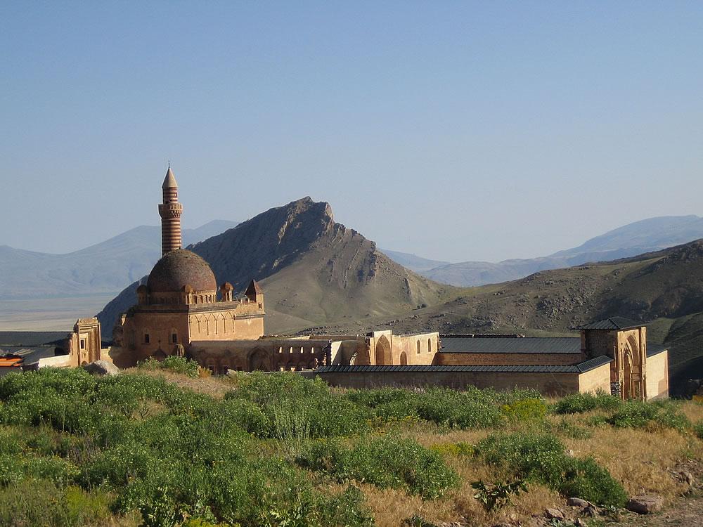 Ishak Pasa palace, Dogubayazit