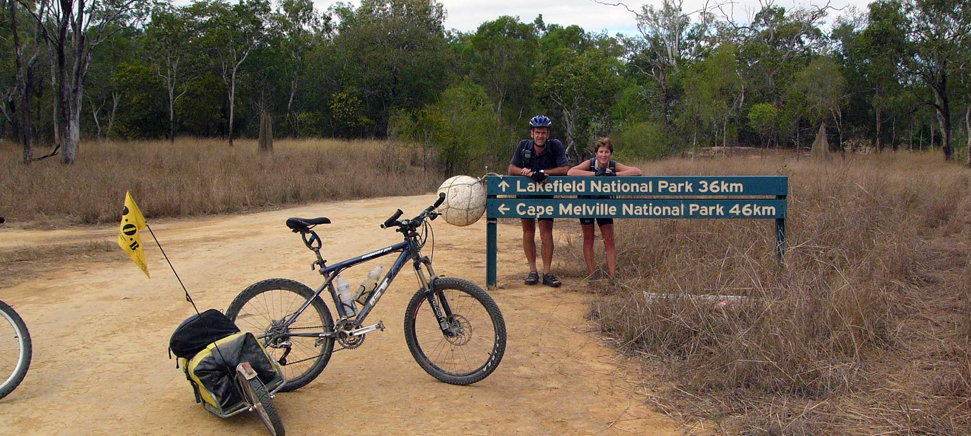 Cape Melville and Lakefield