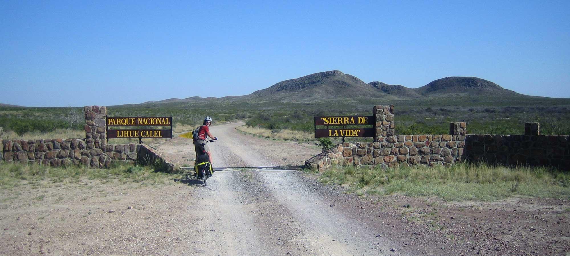 Santa Rosa to Nequen