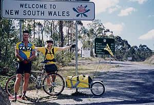 Vic-NSW border crossing