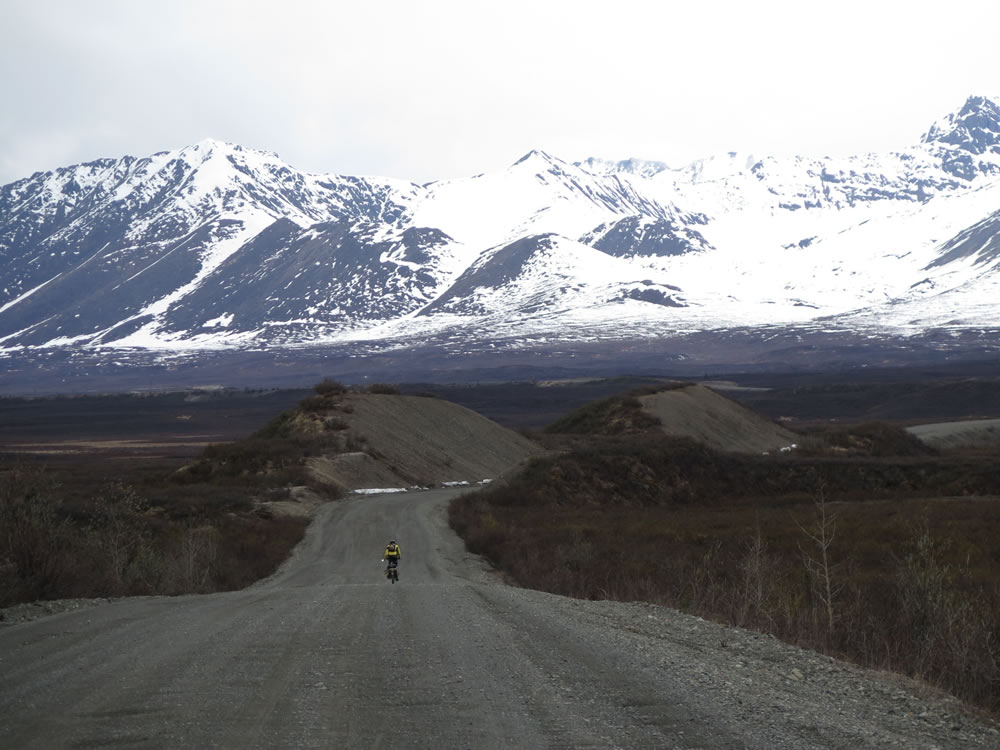 Last gasp on the Denali Hwy