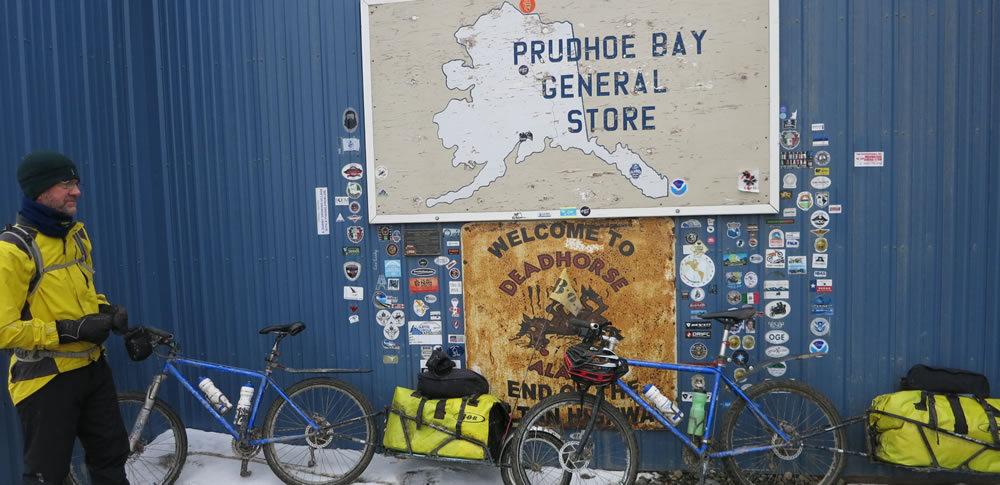 Video: To the Arctic (Dalton Hwy)