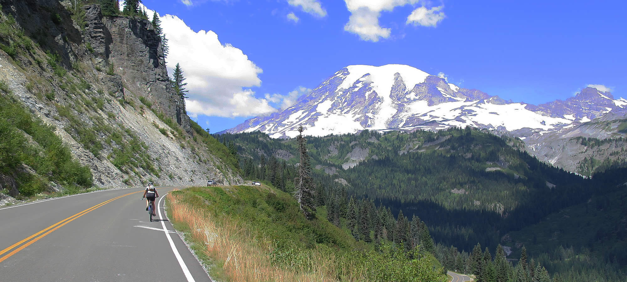 All the Volcanos – The Cascade Mountains
