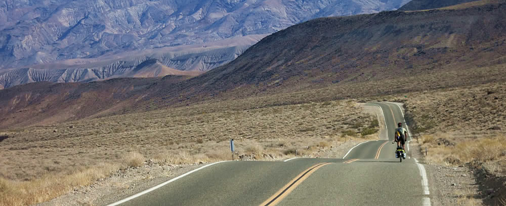 Cycling the Sierras