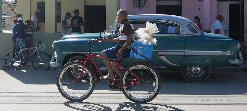 Cuba: Pedalling the Revolution