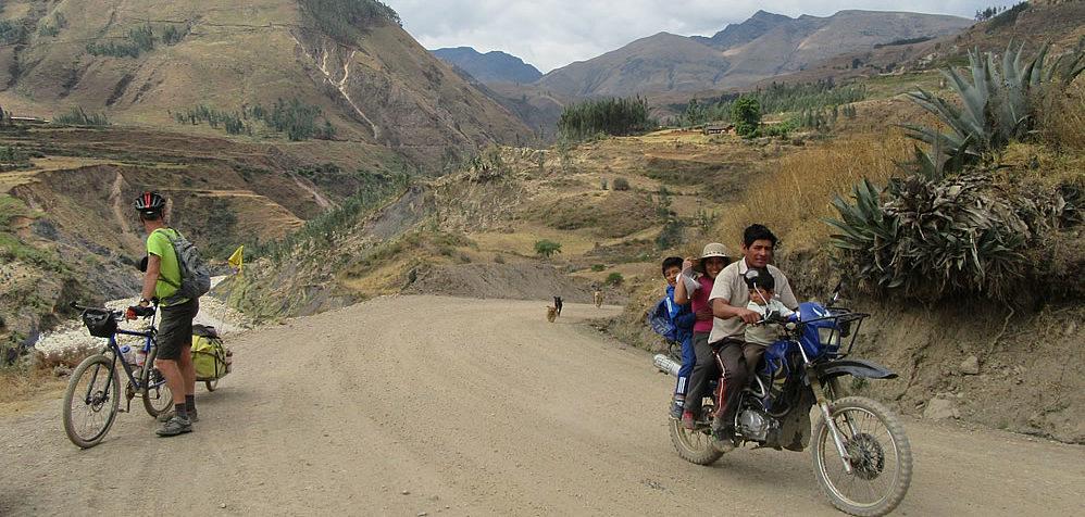 Peru: Part 1 – river deep, mountain high