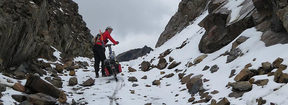 Peru: criss-crossing the Cordillera Blanca
