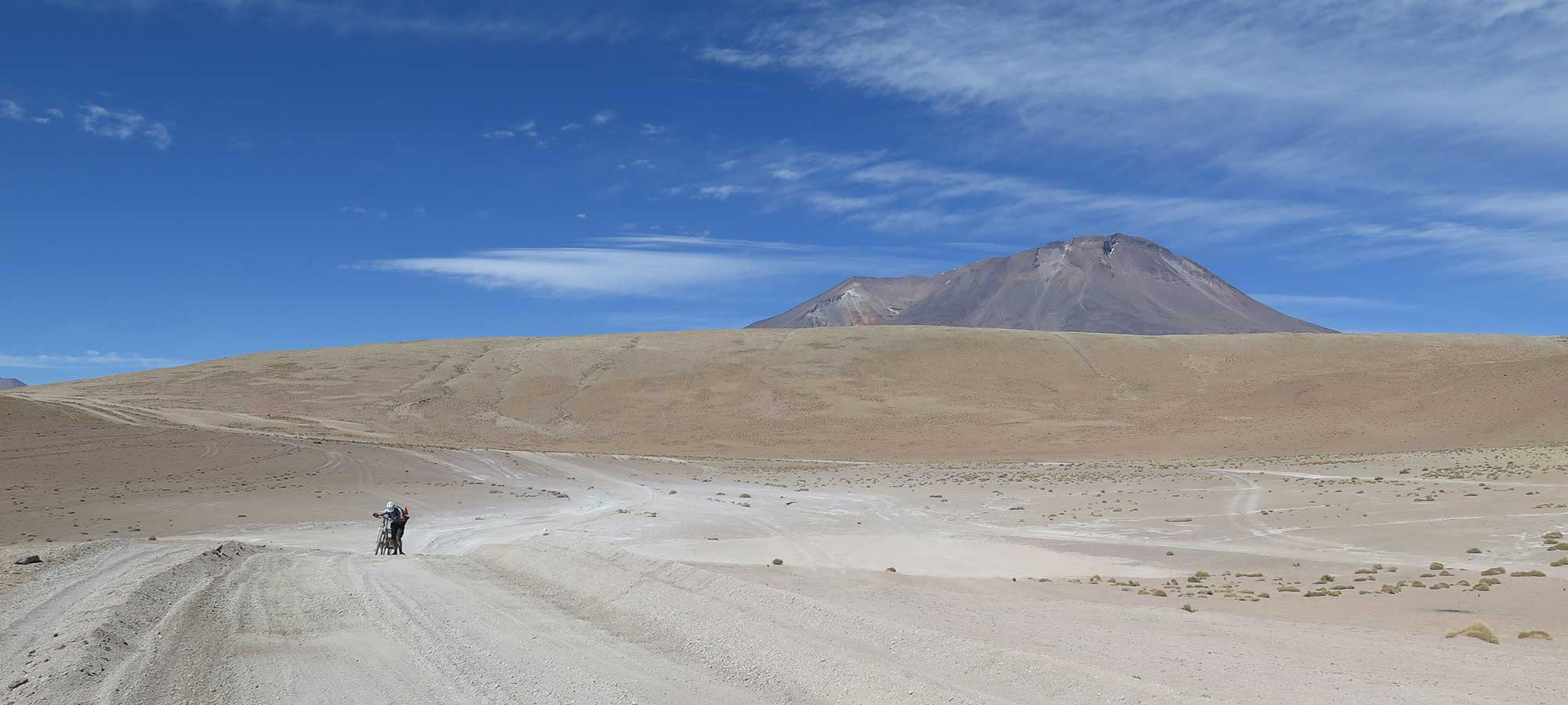 Bolivia: with a sprinkle of salt and a dash of Chile