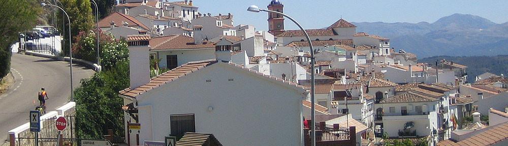 Back in Spain